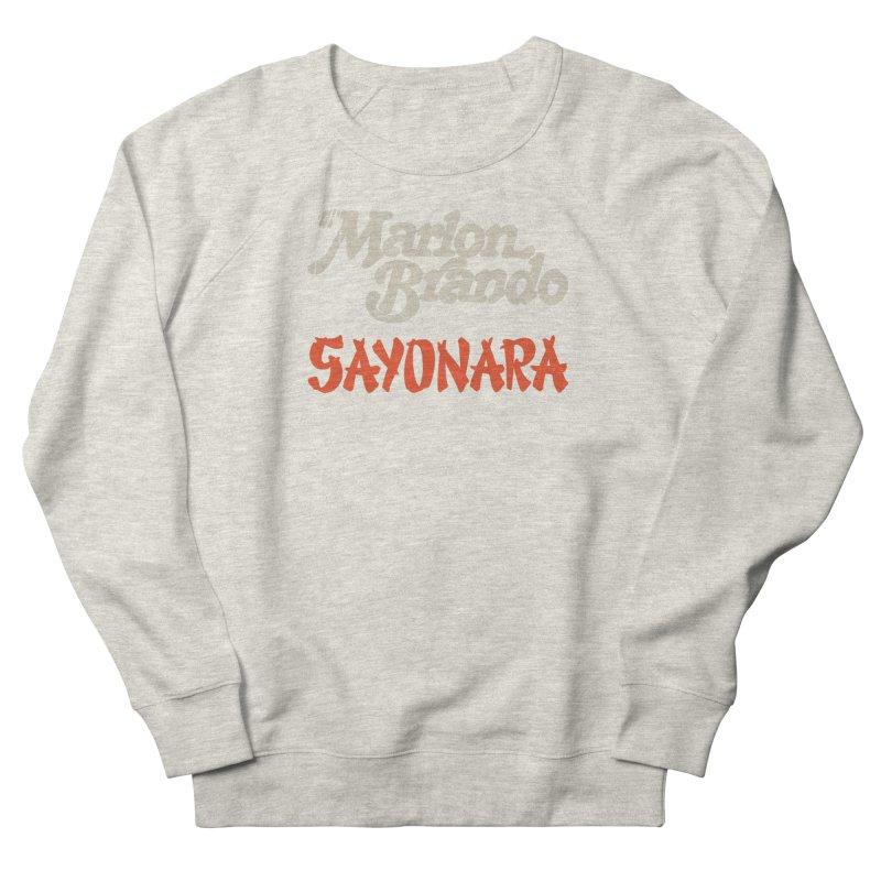 BRANDO Men's Sweatshirt by Boss Trés Bien