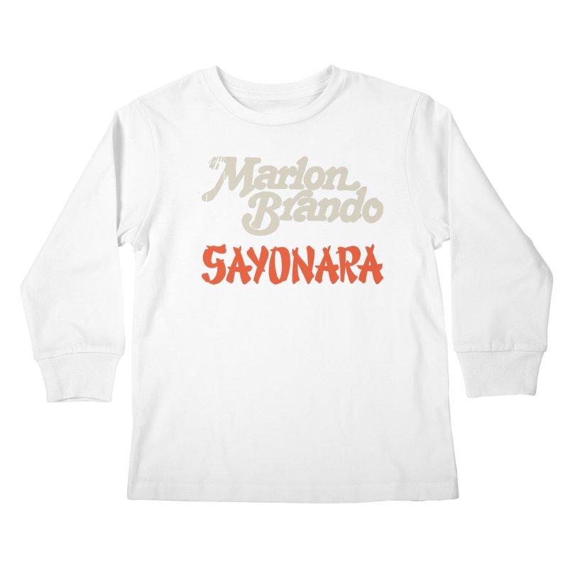 BRANDO Kids Longsleeve T-Shirt by Boss Trés Bien