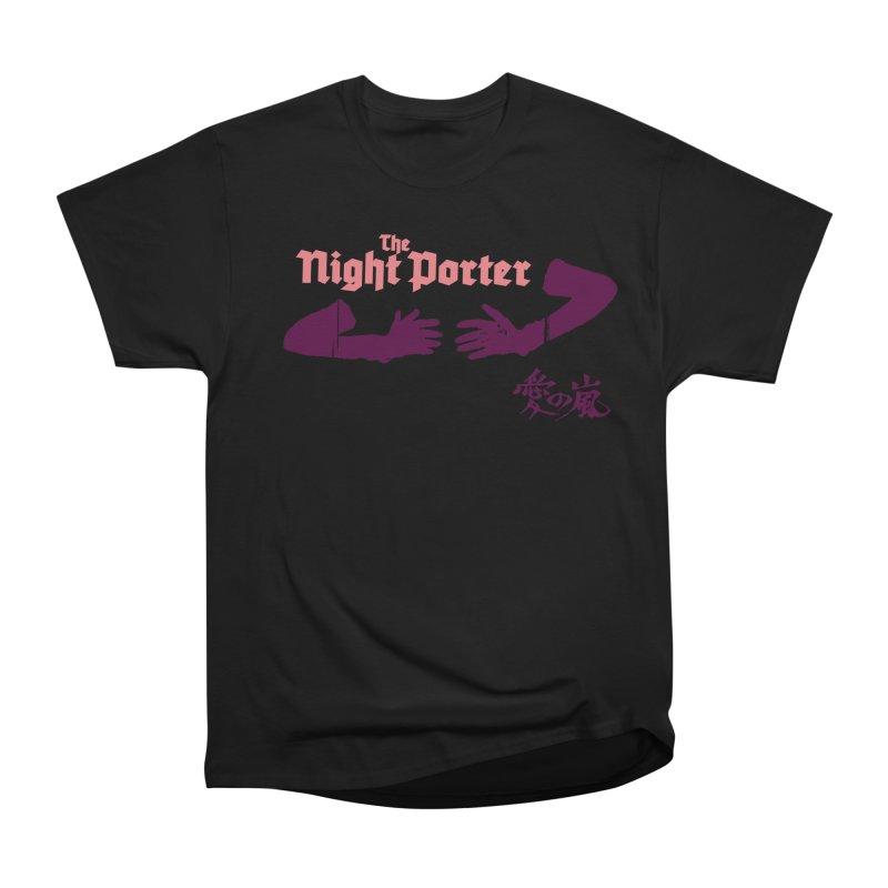PORT Women's Heavyweight Unisex T-Shirt by Boss Trés Bien