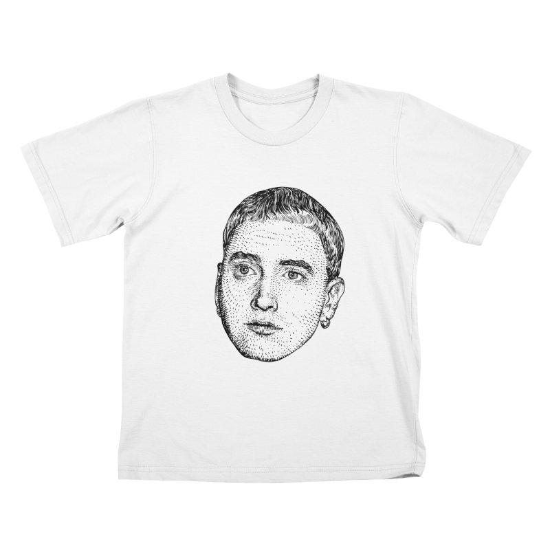 SLIM SHADY Kids T-Shirt by Boss Trés Bien