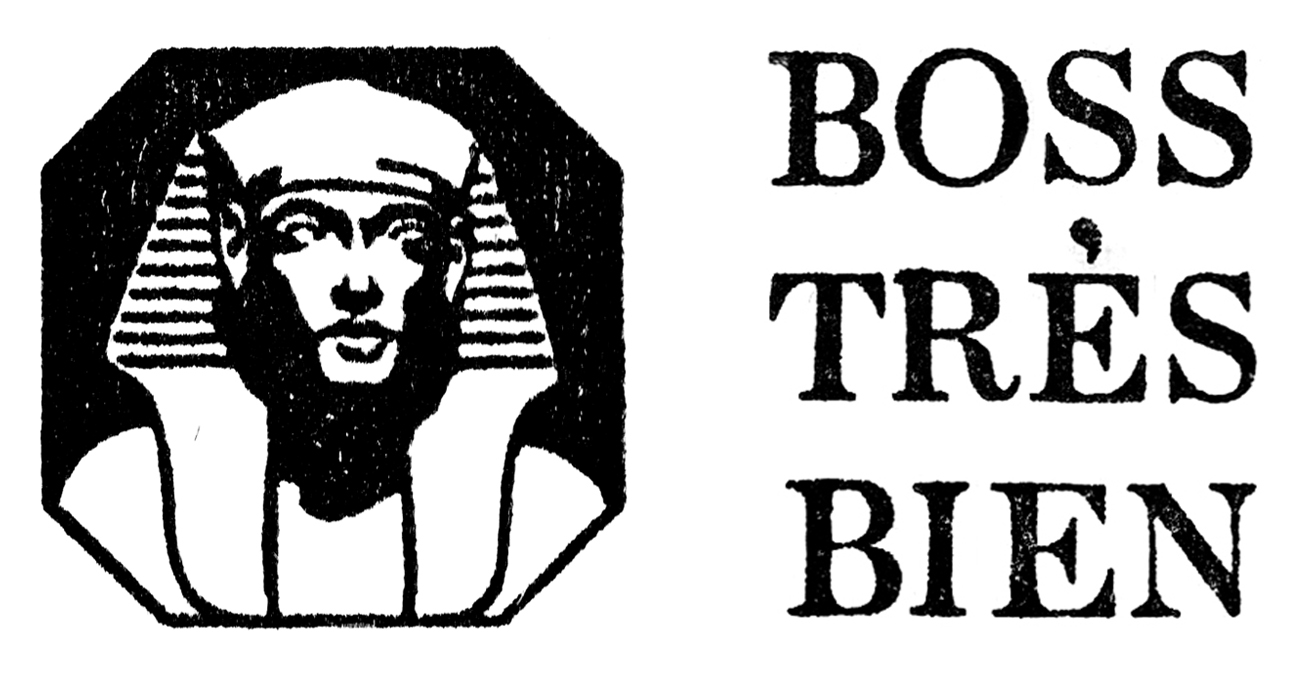 Boss Trés Bien Logo