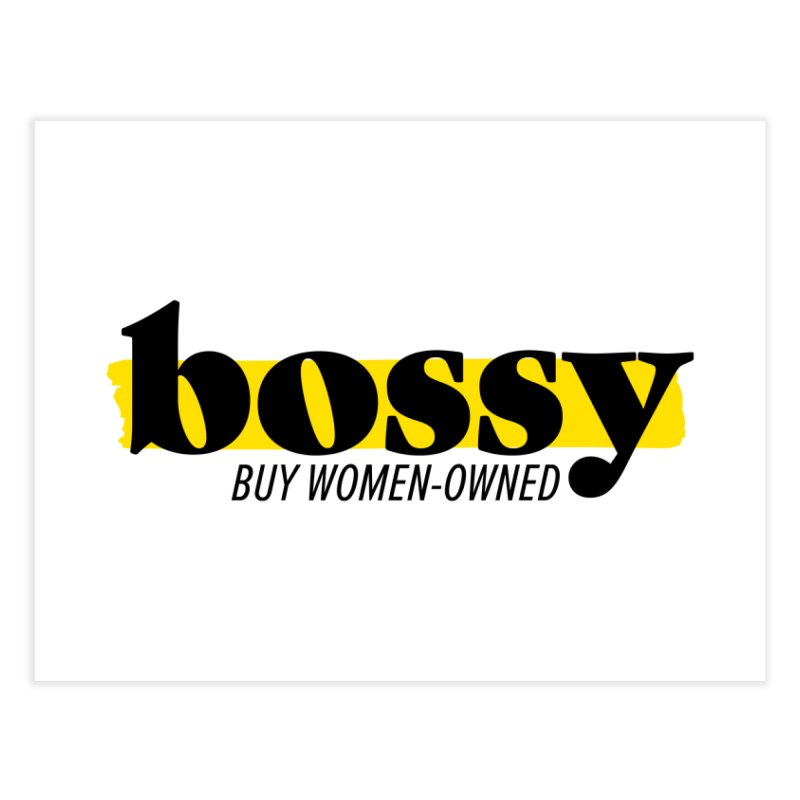 Classic Home Fine Art Print by Bossy Chicago