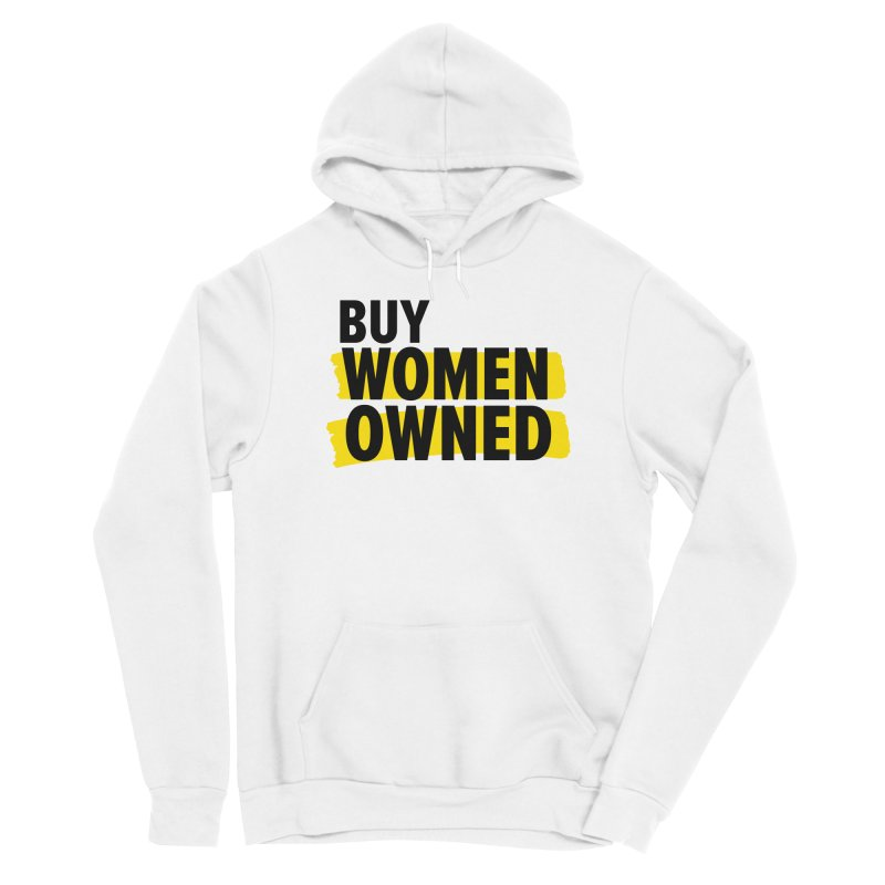 Buy Women-Owned Women's Pullover Hoody by Bossy Chicago