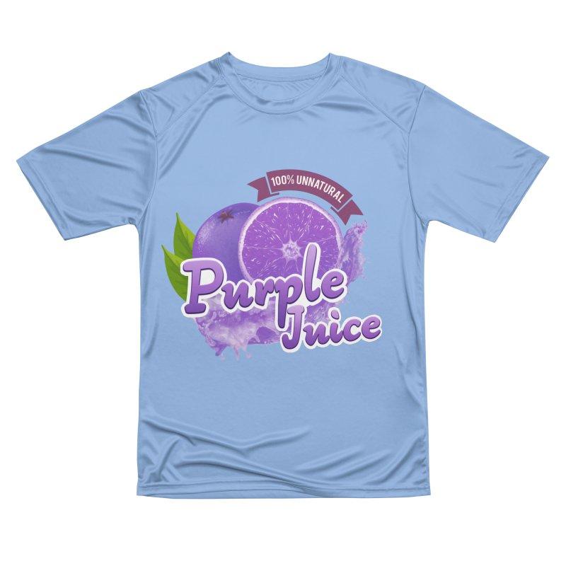 Purple Juice Women's T-Shirt by Bots & Bits Realm of Merch