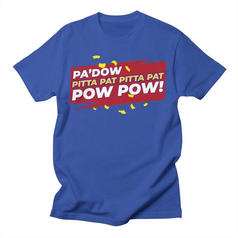Opti Pow Men's T-Shirt by Bots & Bits Realm of Merch