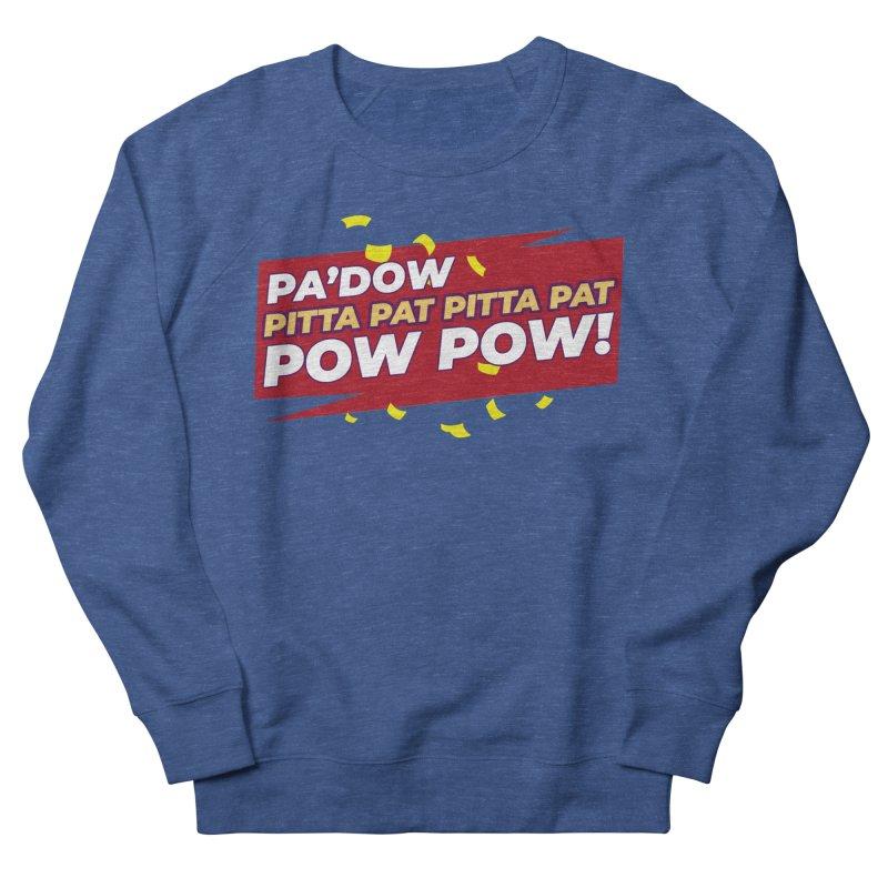 Opti Pow Men's Sweatshirt by Bots & Bits Realm of Merch