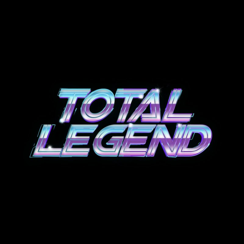 Total Legend 2088 Men's T-Shirt by Bots & Bits Realm of Merch