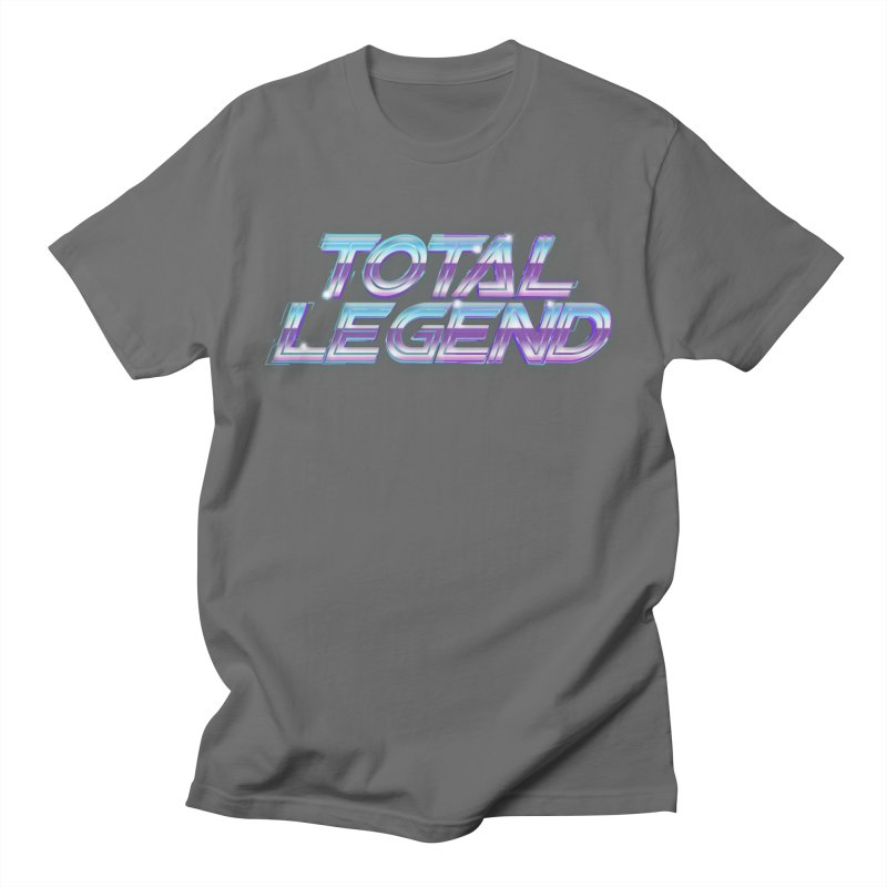 Total Legend 2088 Men's T-Shirt by Bots & Bits Realm of Merch