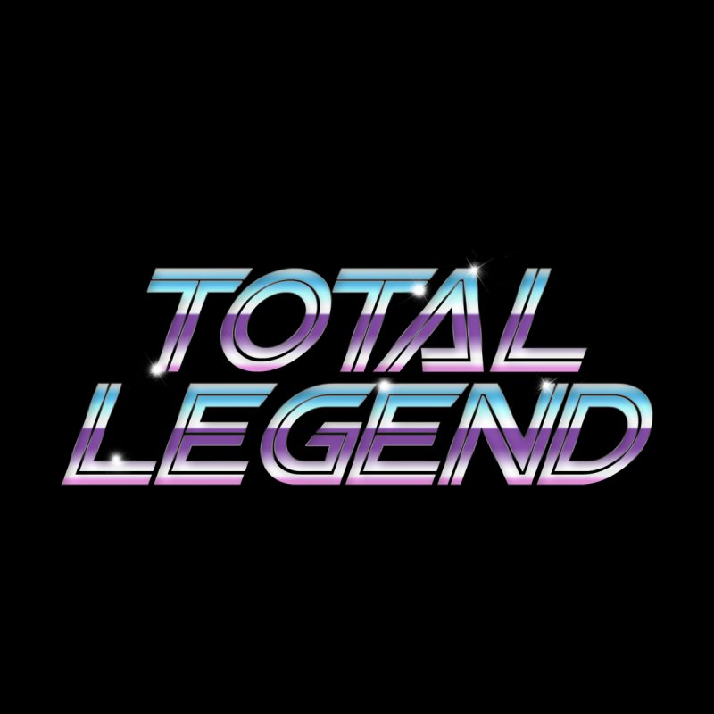 Total Legend Men's T-Shirt by Bots & Bits Realm of Merch