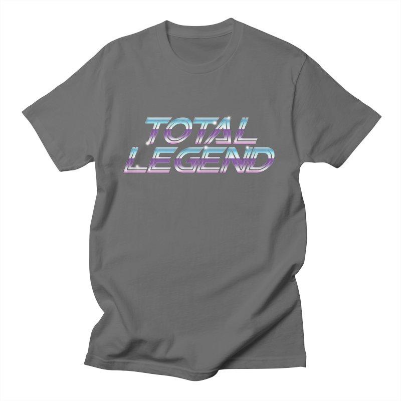 Total Legend Classic Men's T-Shirt by Bots & Bits Realm of Merch