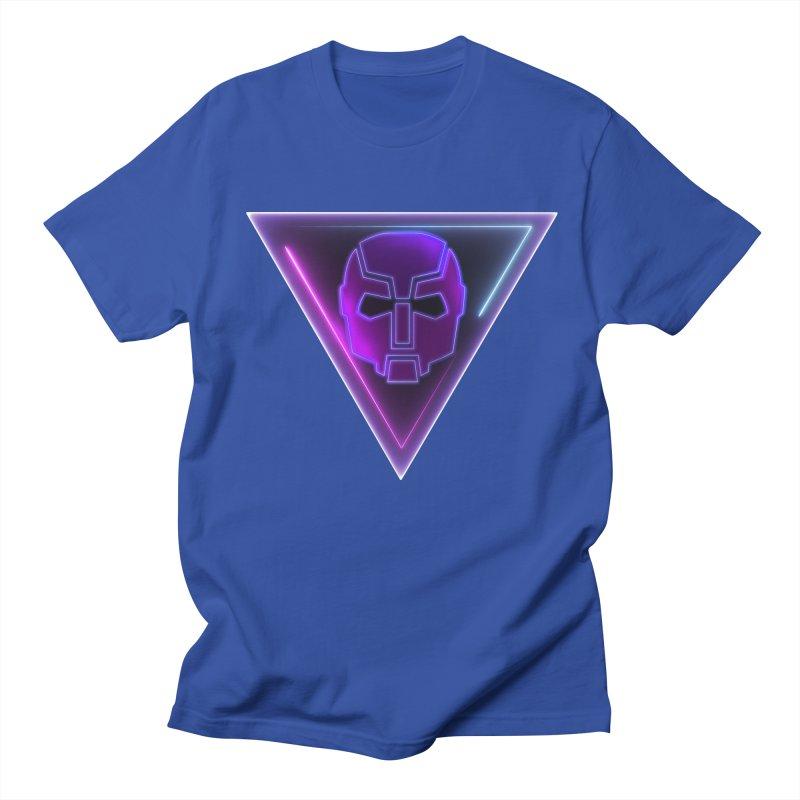 Retro Bot Men's T-Shirt by Bots & Bits Realm of Merch