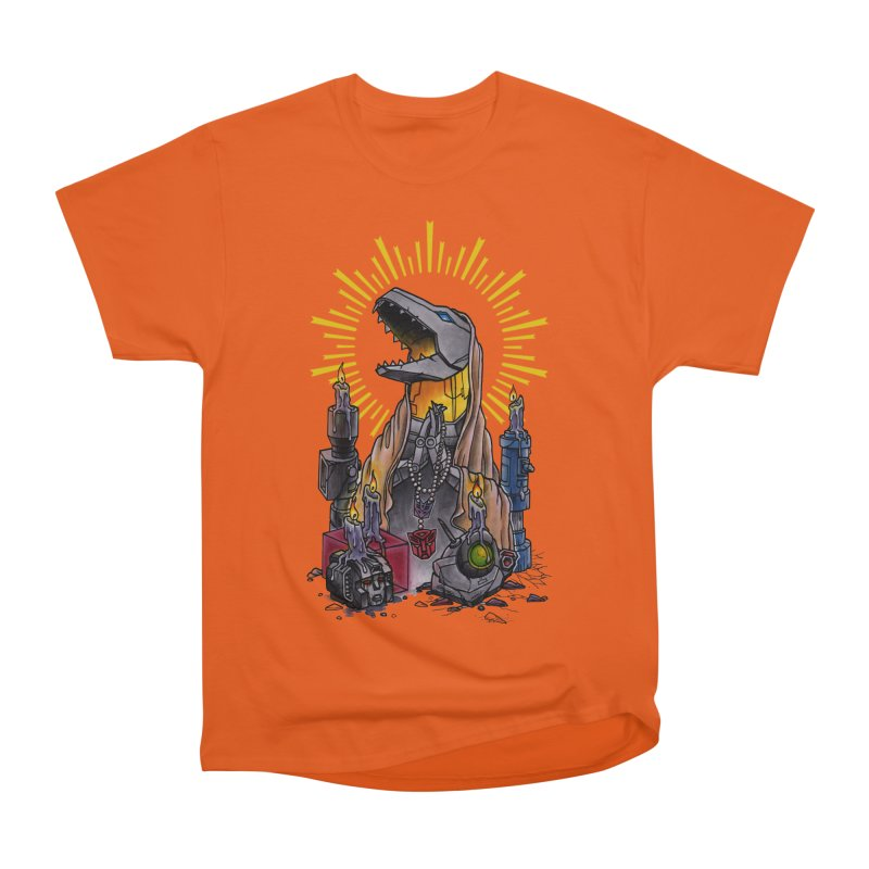 Mother Grimlock Superior by Ozzy Men's T-Shirt by Bots & Bits Realm of Merch
