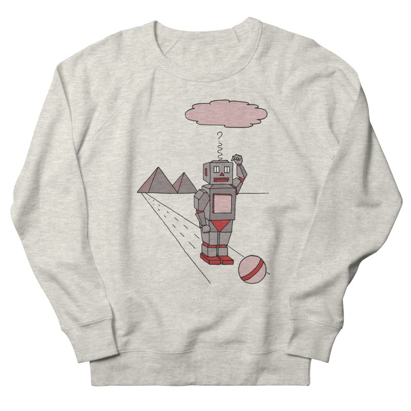 Robò Tino Men's Sweatshirt by Bottone magliette