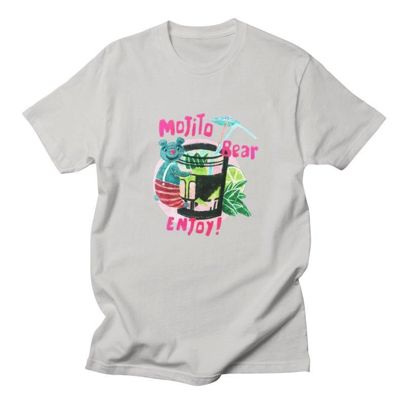 Mojito bear Men's T-Shirt by Bottone magliette