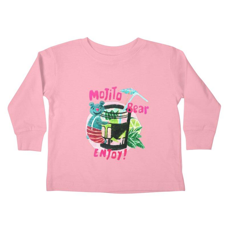Mojito bear   by Bottone magliette