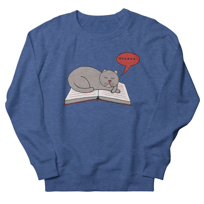 Malcolm the cat Men's Sweatshirt by Bottone magliette