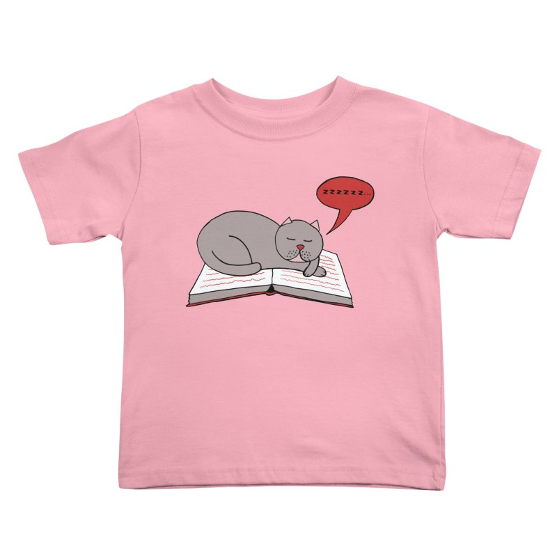 Malcolm the cat Kids Toddler T-Shirt by Bottone magliette