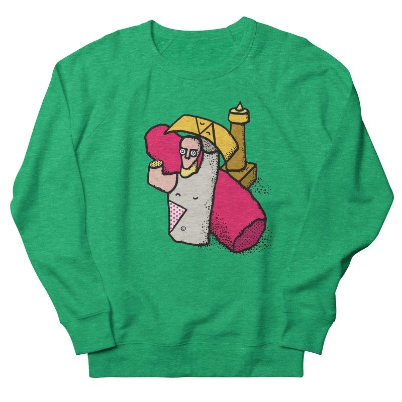giant of mont'e prama Women's Sweatshirt by Bottone magliette