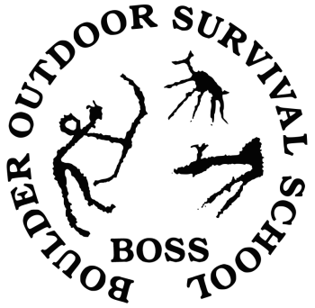 The Boulder Outdoor Survival School Store Logo
