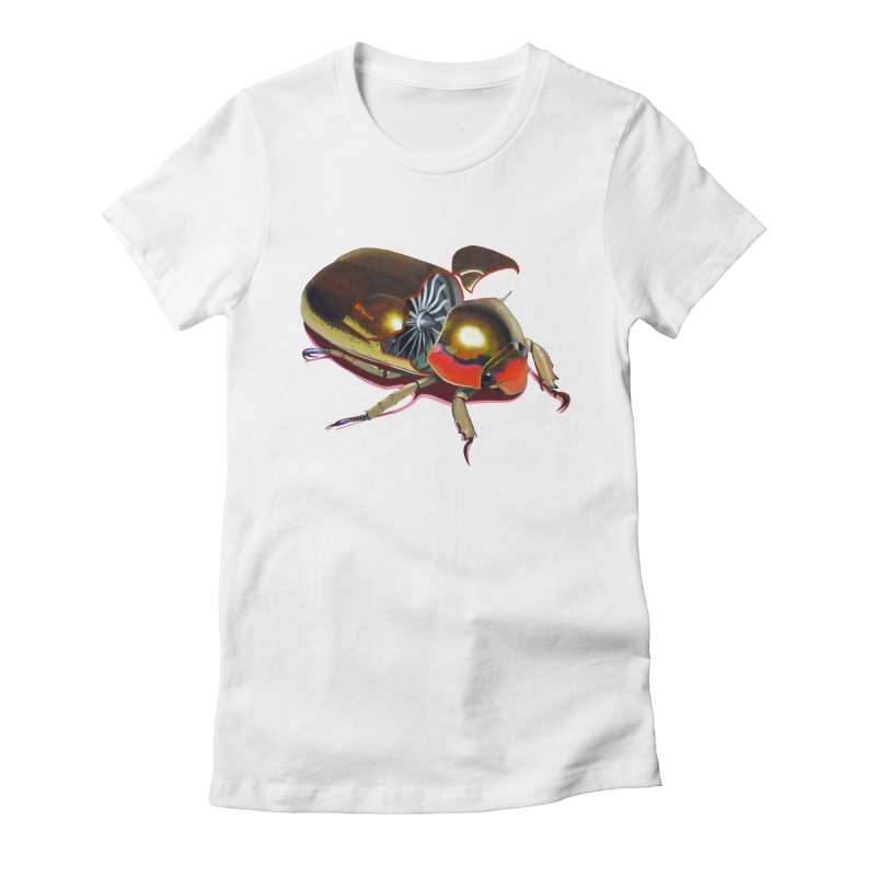 Midas' Minion Women's Fitted T-Shirt by Bowenstuff: a collection of stuff by Robert Bowen