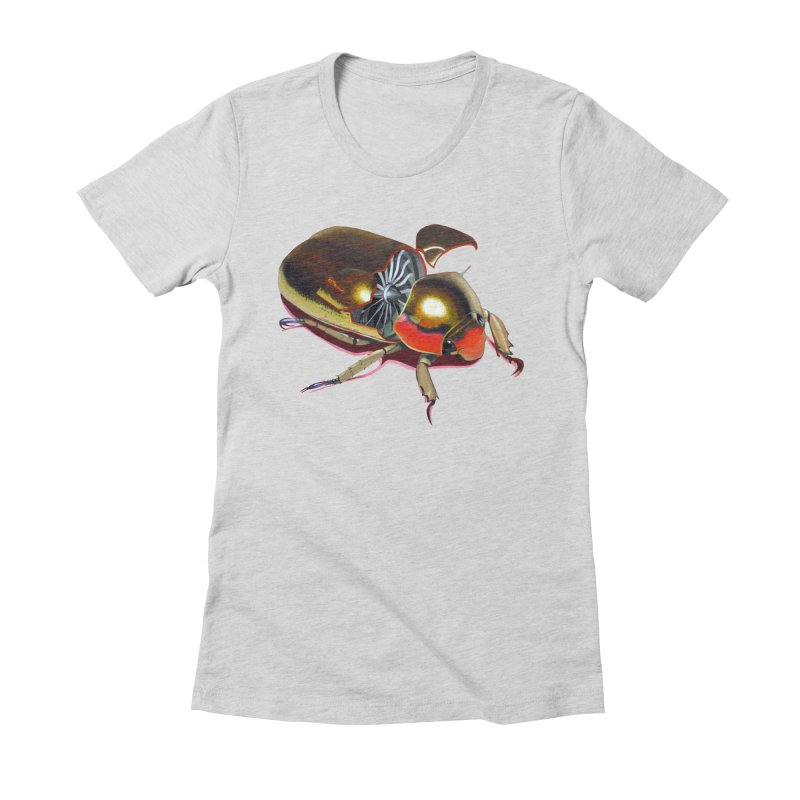 Midas' Minion Women's Fitted T-Shirt by Bowenstuff: a collection of stuff by Robert Bowen