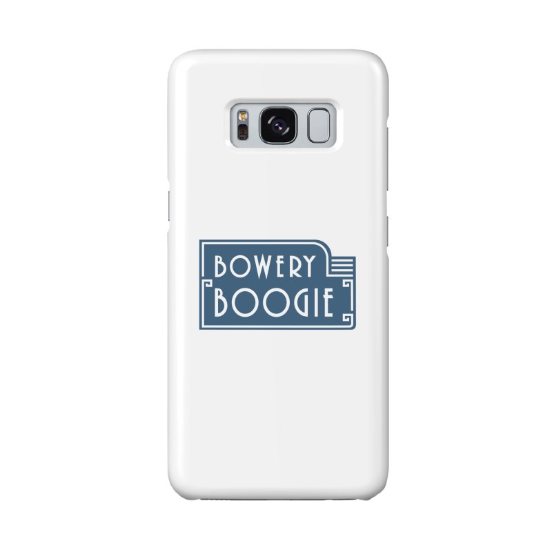 """Boogie """"Flophouse"""" Sign Accessories Phone Case by Bowery Boogie Merch Shop"""