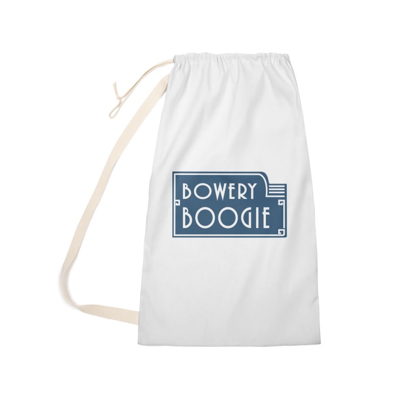 "Boogie ""Flophouse"" Sign Accessories Bag by Bowery Boogie Merch Shop"