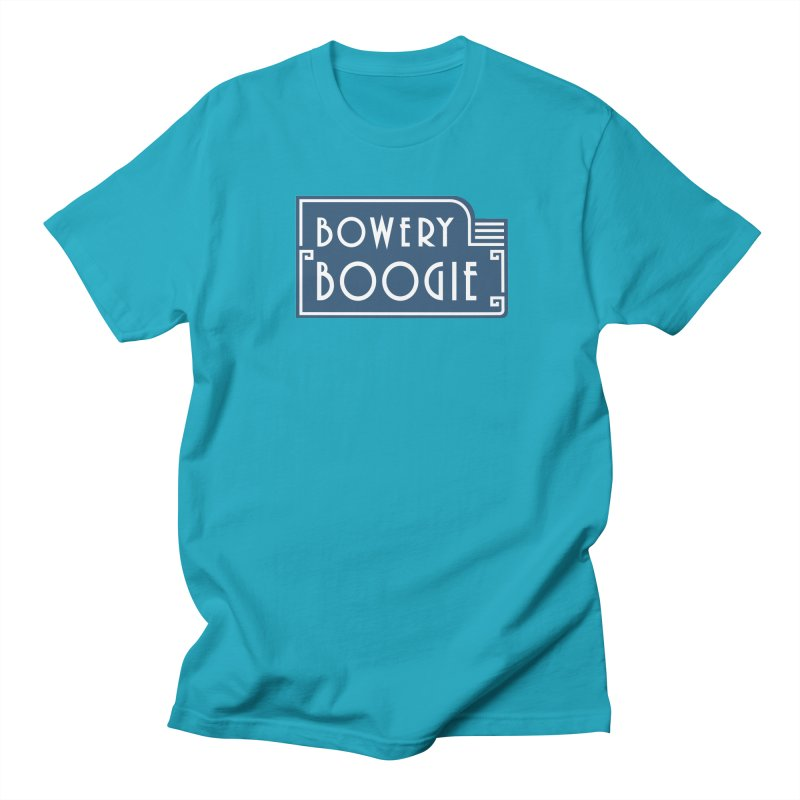"""Boogie """"Flophouse"""" Sign Men's T-Shirt by Bowery Boogie Merch Shop"""