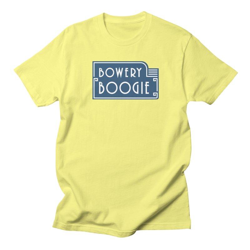"""Boogie """"Flophouse"""" Sign Women's Regular Unisex T-Shirt by Bowery Boogie Merch Shop"""