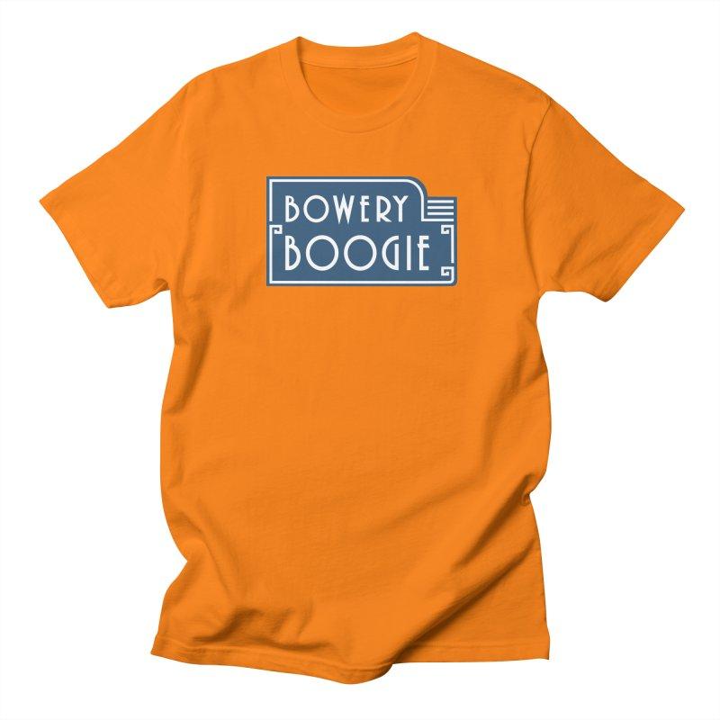 "Boogie ""Flophouse"" Sign Women's Unisex T-Shirt by Bowery Boogie Merch Shop"