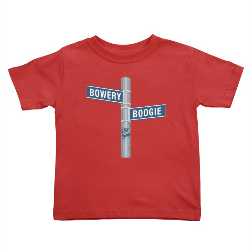 Kids None by Bowery Boogie Merch Shop