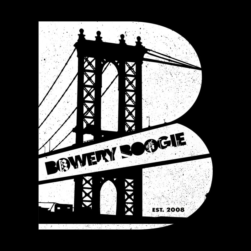 Boogie Bridge Men's Tank by Bowery Boogie Merch Shop