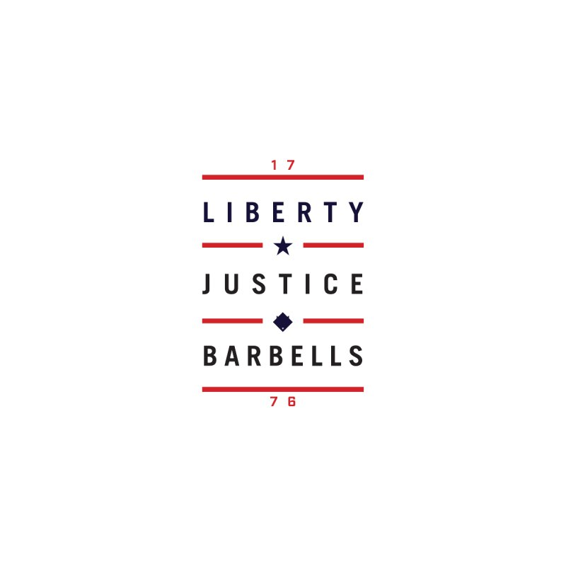 LIBERTY JUSTICE BARBELLS by BOXRAT