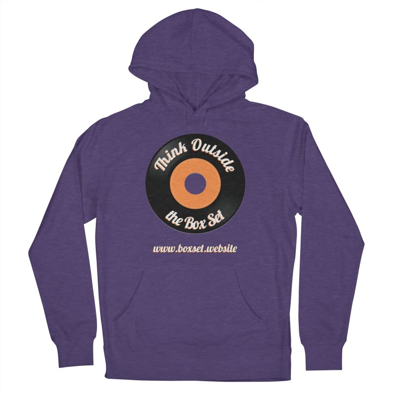 TOtBS logo Women's French Terry Pullover Hoody by boxset's Artist Shop