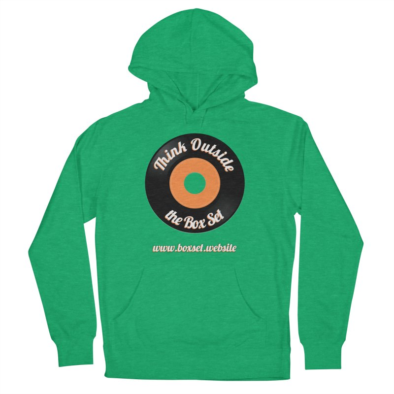 TOtBS logo Men's French Terry Pullover Hoody by boxset's Artist Shop