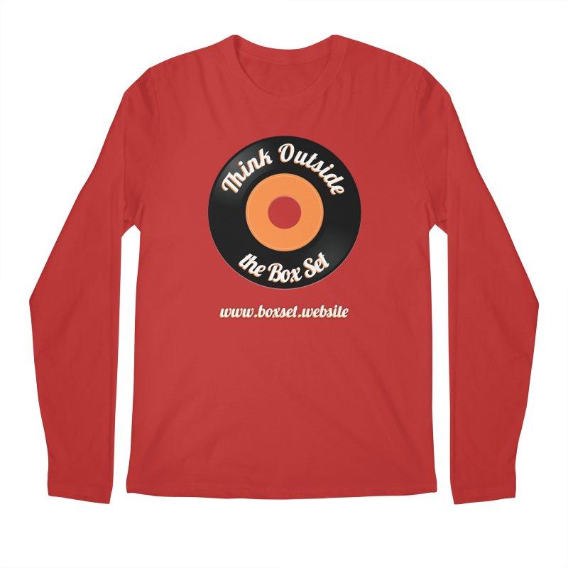 TOtBS logo Men's Regular Longsleeve T-Shirt by boxset's Artist Shop