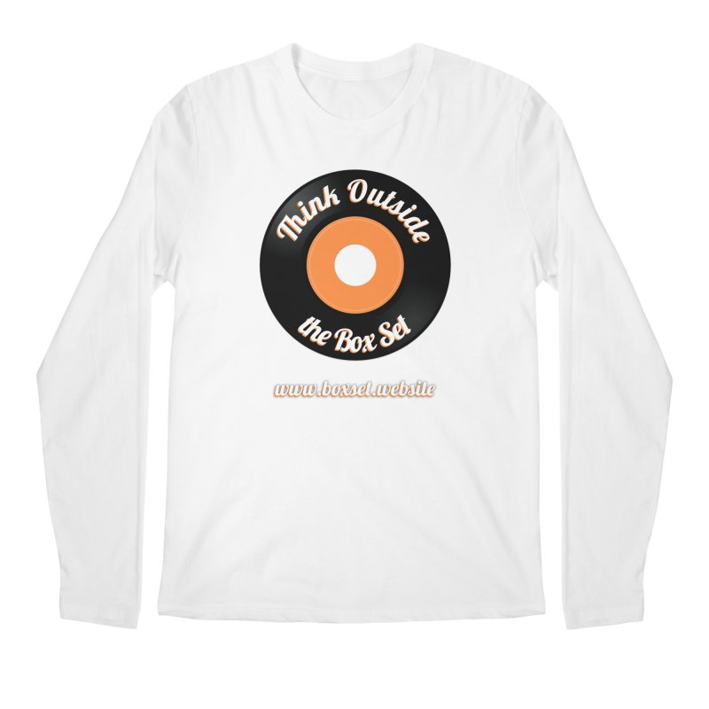 TOtBS logo Men's Regular Longsleeve T-Shirt by boxset's Artist Shop