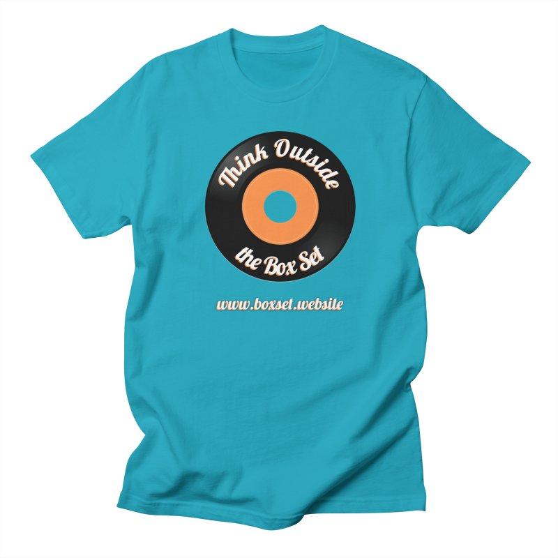 TOtBS logo Men's Regular T-Shirt by boxset's Artist Shop