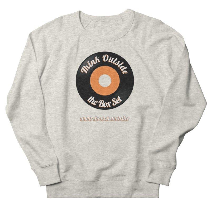TOtBS logo Men's French Terry Sweatshirt by boxset's Artist Shop