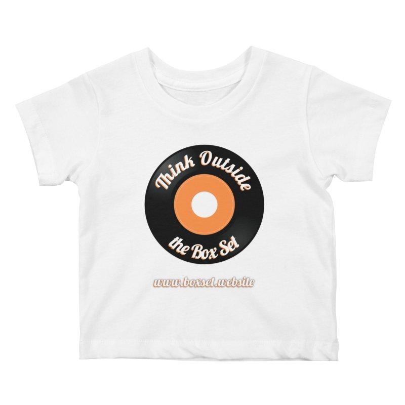 TOtBS logo Kids Baby T-Shirt by boxset's Artist Shop