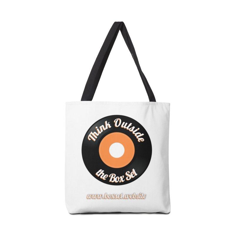 TOtBS logo Accessories Tote Bag Bag by boxset's Artist Shop