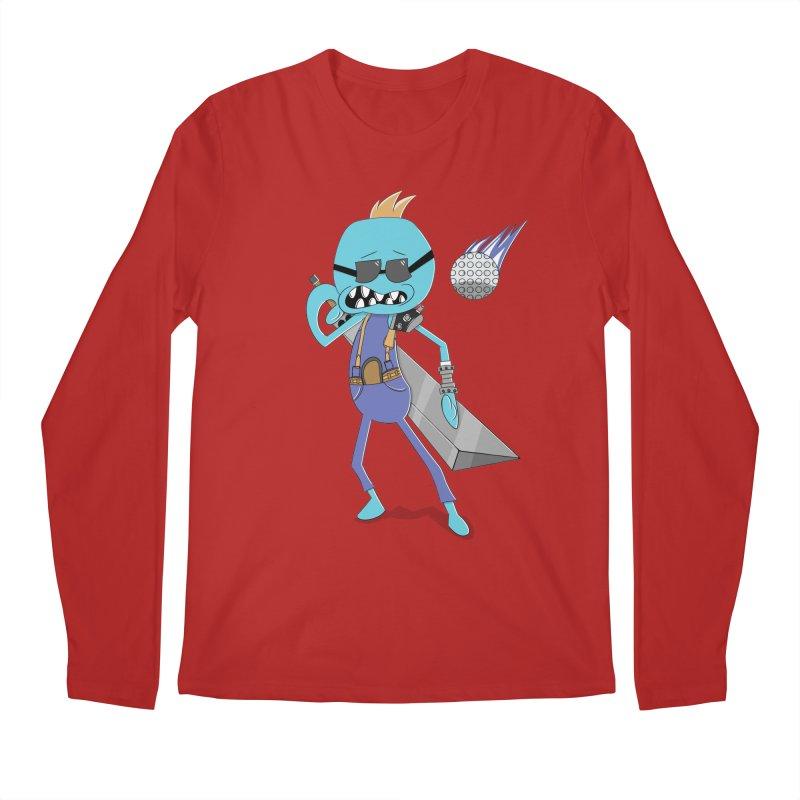 Seeking Strife Men's Longsleeve T-Shirt by boysetsfrog's Artist Shop