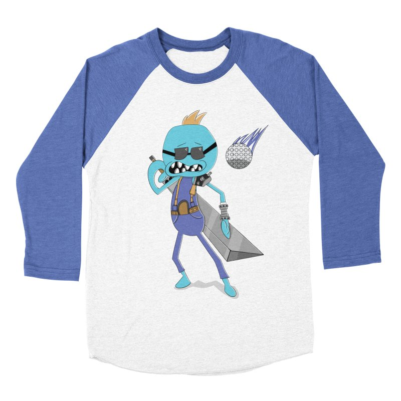 Seeking Strife Women's Baseball Triblend T-Shirt by boysetsfrog's Artist Shop
