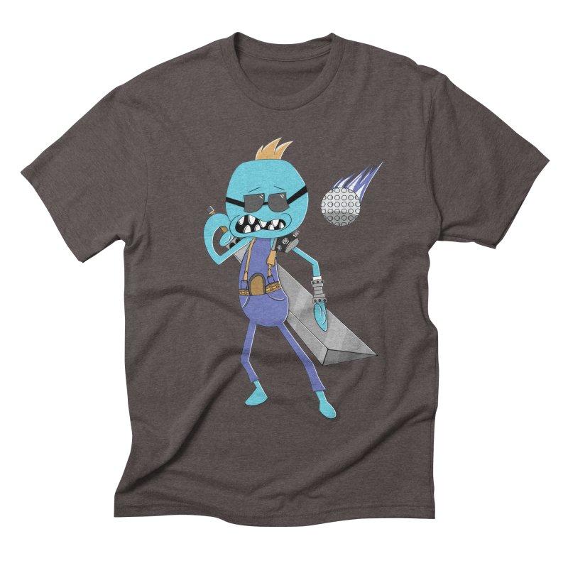 Seeking Strife Men's Triblend T-shirt by boysetsfrog's Artist Shop