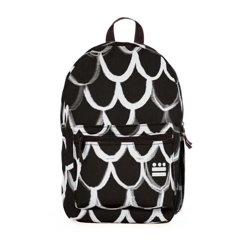 Black pack Accessories Bag by Boy Vs Dragon