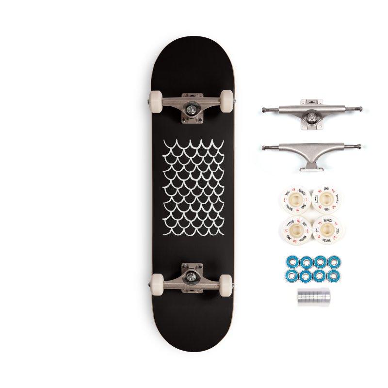Black Dragon Accessories Complete - Premium Skateboard by Boy Vs Dragon