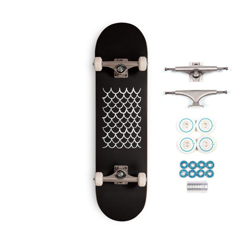Black Dragon Accessories Complete - Basic Skateboard by Boy Vs Dragon