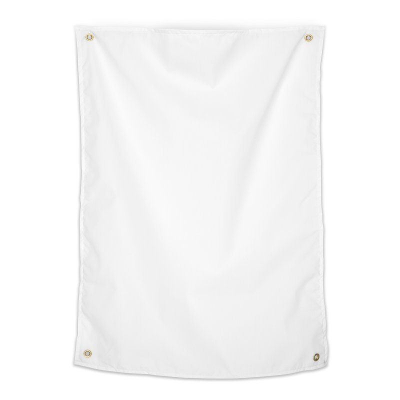 Glyph Drip white on color Home Tapestry by Boy Vs Dragon