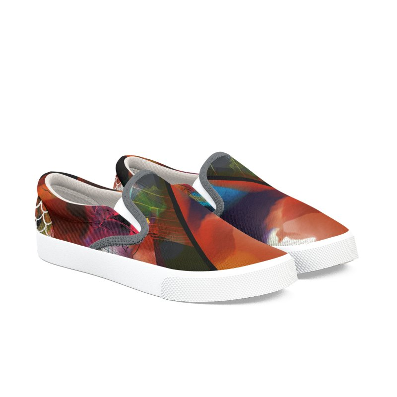 Dimensionals Men's Slip-On Shoes by Boy Vs Dragon
