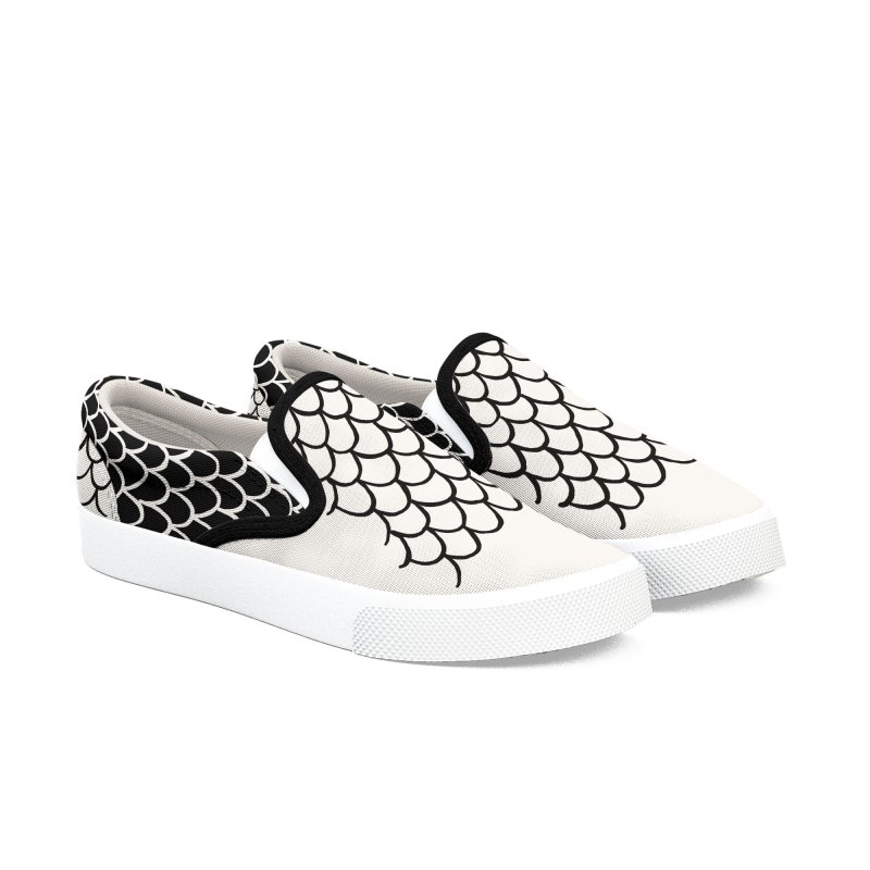 Dragon S1 Men's Slip-On Shoes by Boy Vs Dragon